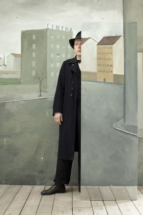 L'uomo che scompare - Paolo Ventura