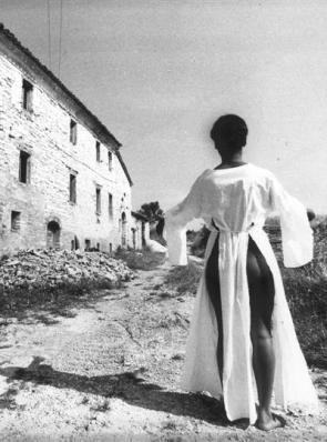 Performance. Fatima - Operazione Arcevia - 1976