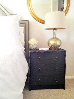 Reader DIY Linen Upholstered RAST