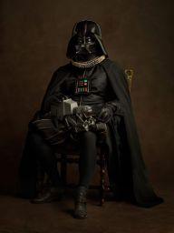 Darth Vader - Super Flemish