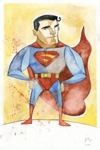 Superman - by Jeremy Sorrell