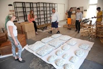 Ai Weiwei - Blossom process