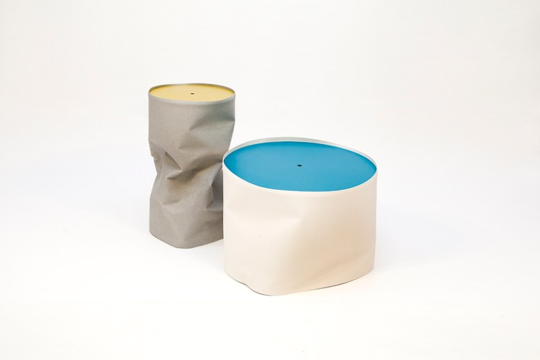 Bundled tables - Giorgio Biscaro