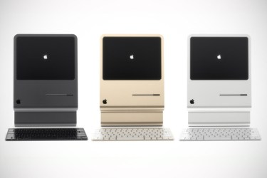 CURVED/labs e l'omaggio al primo desktop computer della Apple