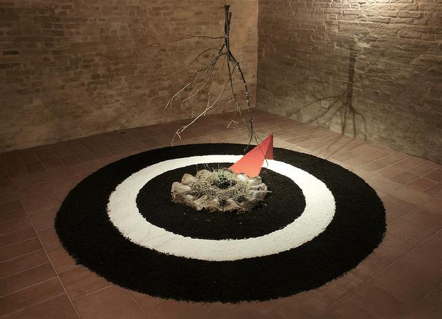 spazio_terra#9 - Installation 2014 - SNATURA - Castello del Cassero - by William Yap Vecchietti Roberta Conti