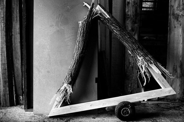 Fiori violenti di Matttia Bosco - Work in progress - Ph. Luca Peruzzi