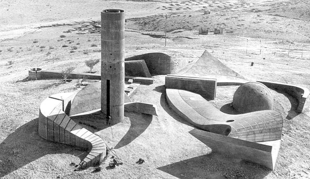 The Monument to the Negev Brigade