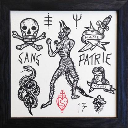 Liam Sparkes - Sans Patrie