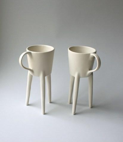 Jirafa Cups- Raul Lazaro