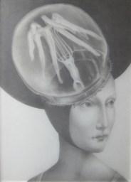 Sergio Breviario - Vergine con cappello