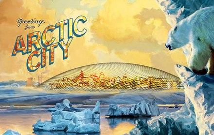 Arctic City - Frei Otto