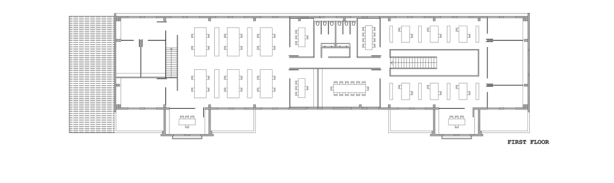 Nicolas Andreas Taralis in China by Bernard Dubois first floor plan