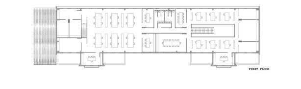 Nicolas Andreas Taralis in China by Bernard Dubois first floor plan