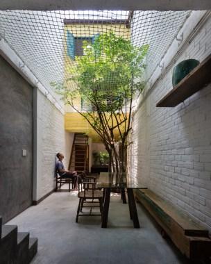 Saigon House - a21studio