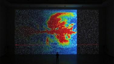 Ryoji Ikeda - the radar