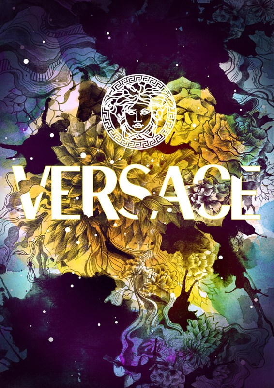 Brands In Full Bloom - Versace