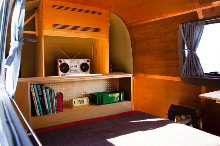 Airbnb Tokyo Caravan