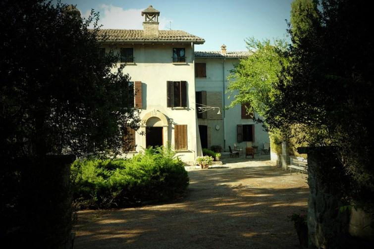 Villa Genesio, San Polo d'Enza, RE, foto Riccardo Varini