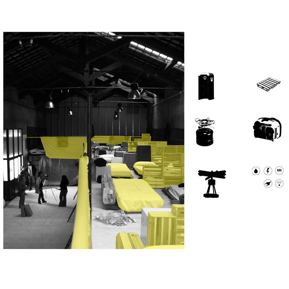Temporiuso, Casa del designer, Milano