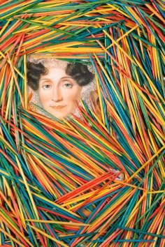 1000 Toothpicks - Zeren Badar