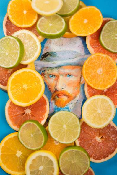 Art is like vitamin C - Zeren Badar