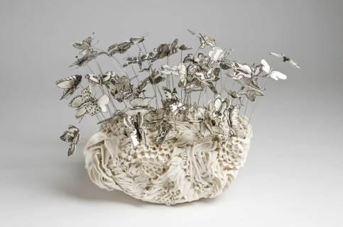 Butterfly Garden - Katharine Morling