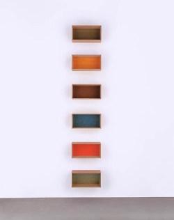 Multi Colour - Donald Judd