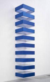 Blue - Donald Judd