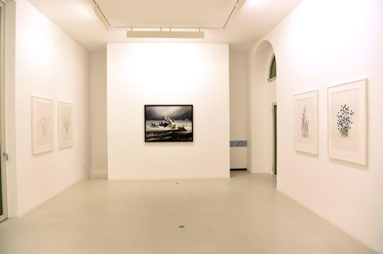 James Casebere alla Lisson Gallery (Milano 2015) - photo Daniele Venturelli