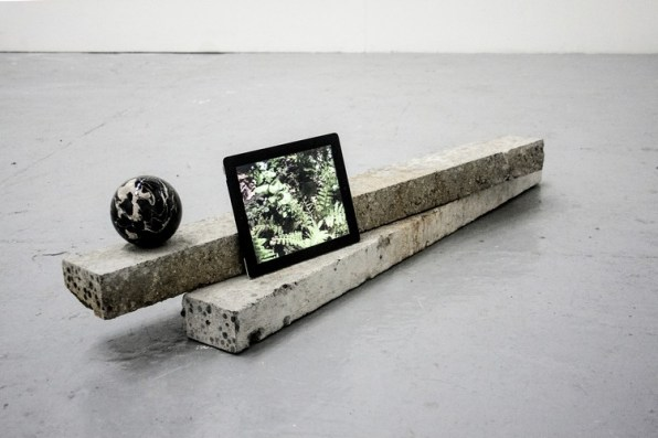 Marco Strappato - Over Yonder - courtesy the Gallery Apart