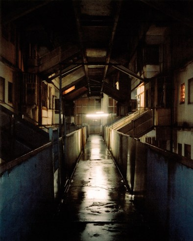 Tobias Zielony - Corridor - courtesy Galleria Lia Rumma