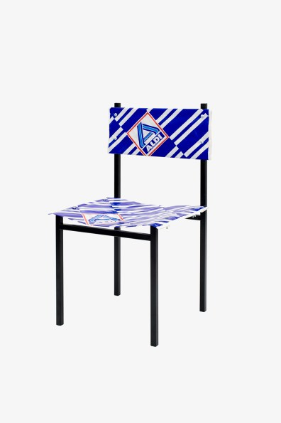 Simon Freund - shopping bag chair - Aldi