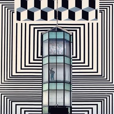 serbe najjar - diving into Escher