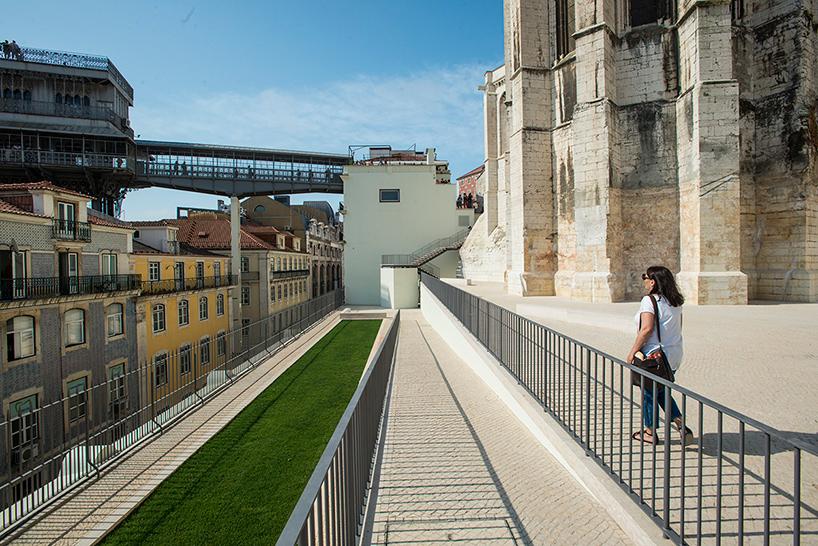 Terrazza del camo - © Camara Municipal de Lisboa
