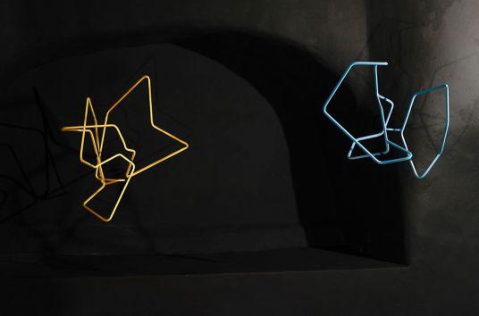 Stellare I e II • PIETRO ZUCCA © White Noise Gallery