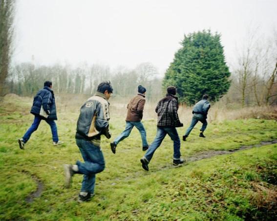 Calais, France, February 2006