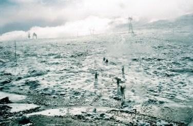 from The Land Between Us, 2015 © Ning Kai / Sabrina Scarpa