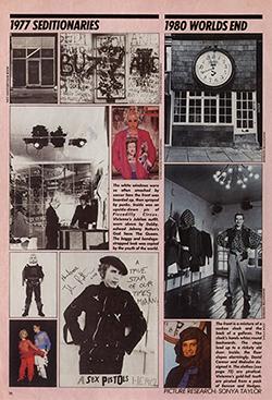 Anarchy in fashion – Vivienne Westwood