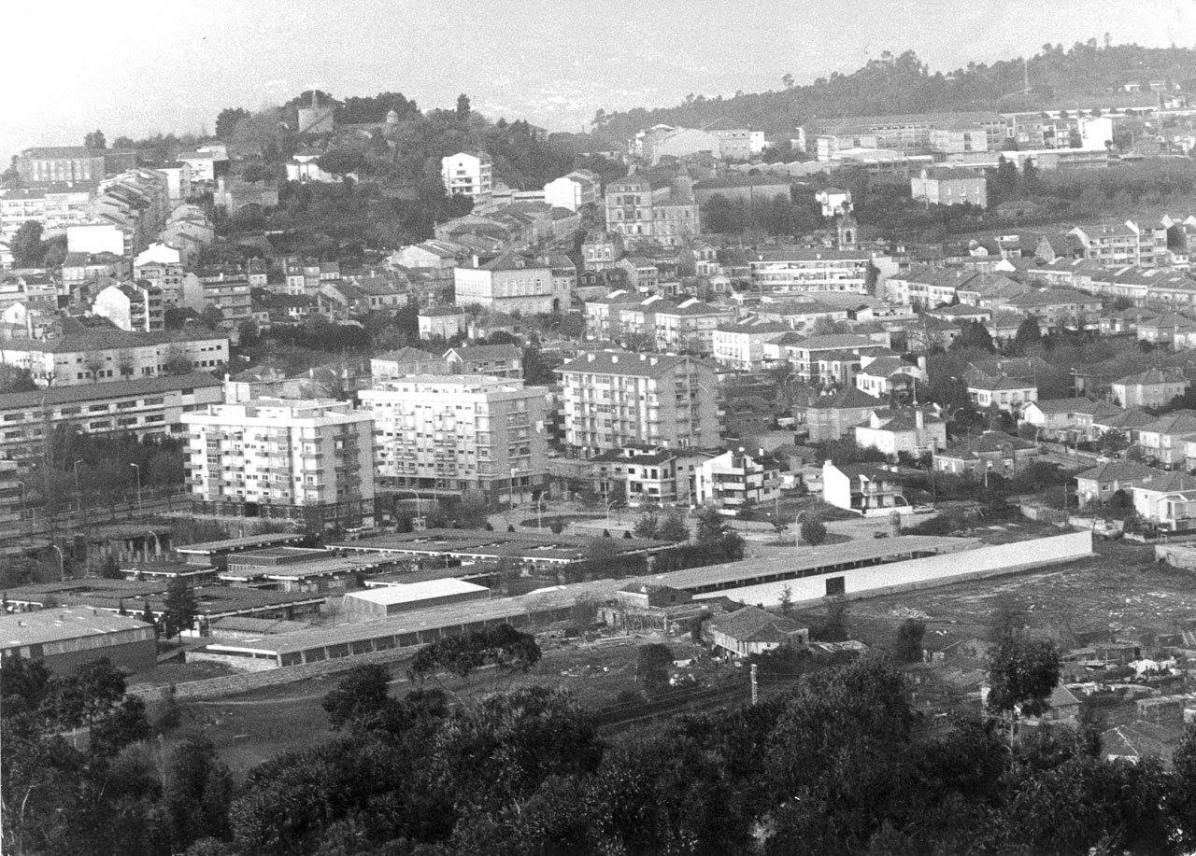 Manuel Magalhaes - Carandá Market di Souto de Moura