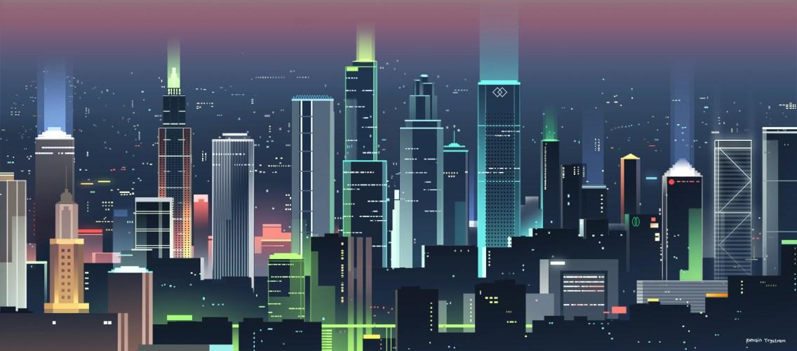 Shanghai - Romain Trystram