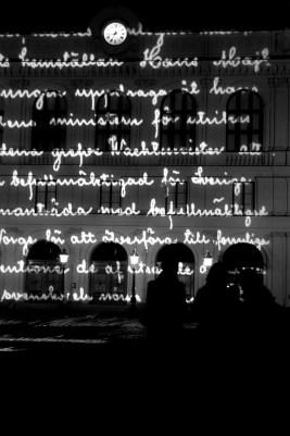 Karlstad, 2005© Jenny Holzer, Artists Rights Society (ARS), NY