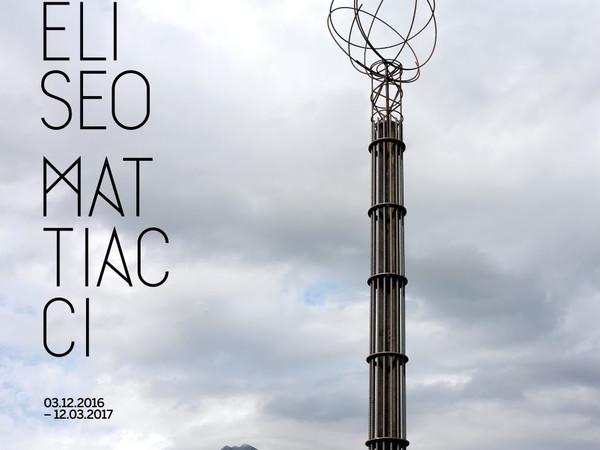 Eliseo Mattiacci - Sonda spaziale