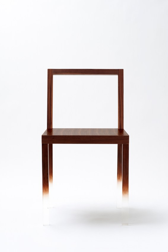 Fadeout Chair, Nendo