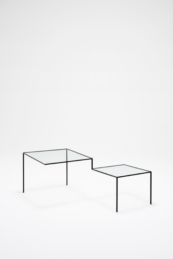 Thin black lines, Nendo
