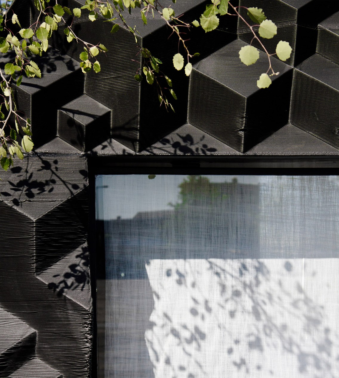 3D printed Urban Cabin - DUS Architects
