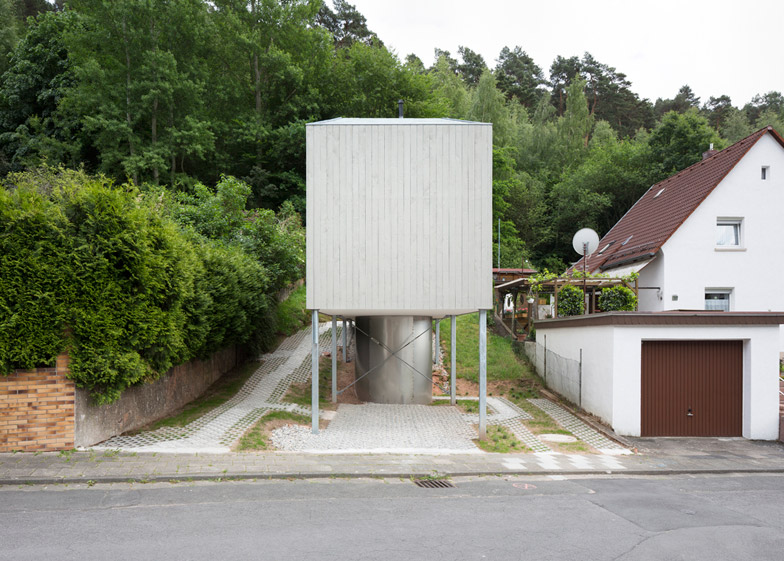 Maja Wirkus - Small House, Architekturburo Scheder