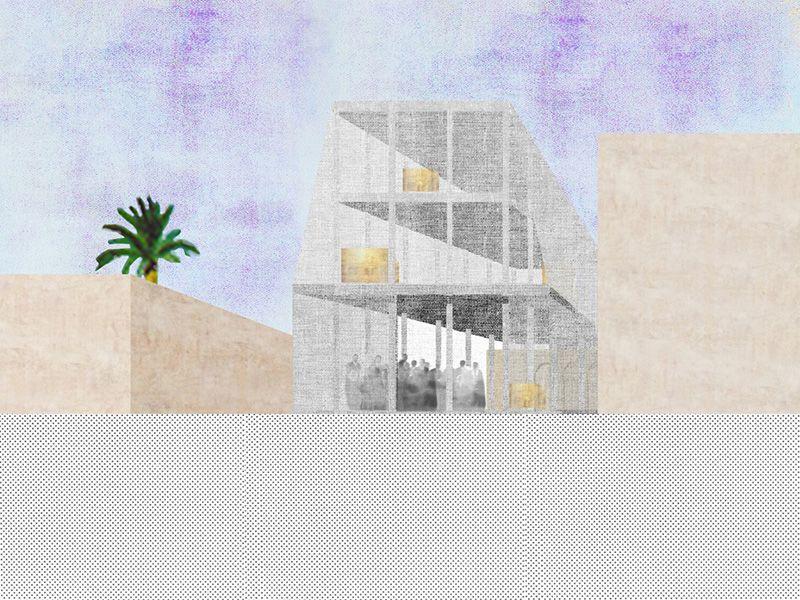 Dar Al Riffa e Dar Al Jeena - Office KGDVS
