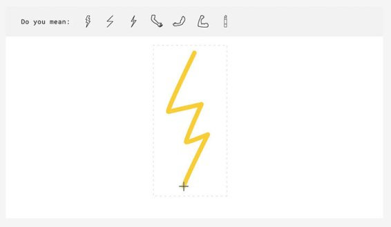 google-creative-lab-autodraw_lightning-bolt-before