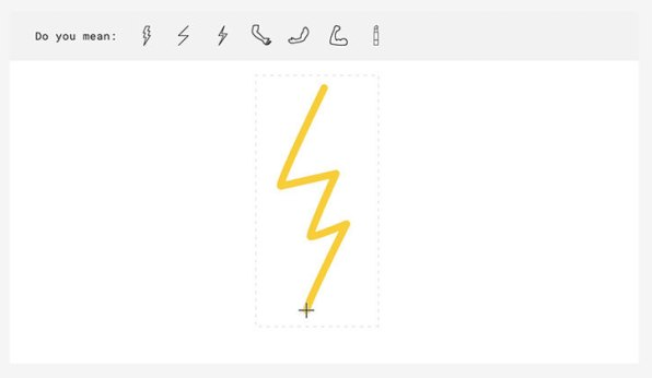 google-creative-lab-autodraw_lightning-bolt-before
