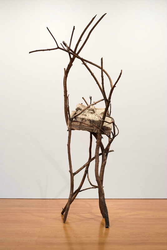 Foglie di pietra, 2013. Giuseppe Penone